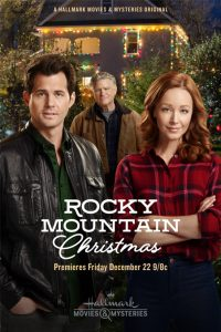 Rocky Mountain Christmas Poster