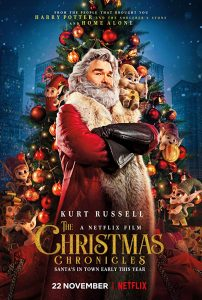 The Christmas Chronicles One Sheet