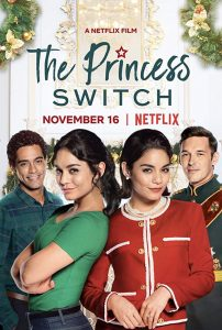 The Princess Switch OneSheet