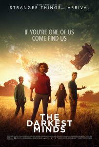 The Darkest Minds One Sheet