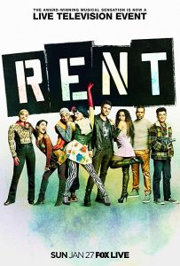 Rent: Live One Sheet