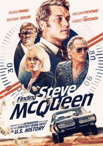Finding Steve McQueen One Sheet