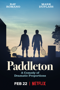 Paddleton One Sheet