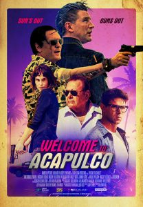 Welcome to Acapulco 1 Sheet