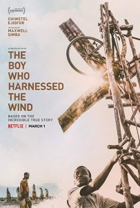 The Boy Who Harnessed The Wind One Sheet