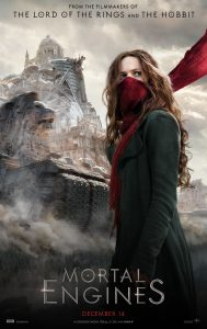 Mortal Engines One Sheet