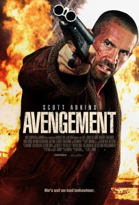 Avengement One Sheet