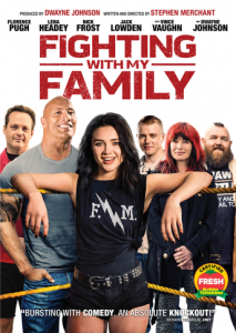 Fighting With My Family One Sheet