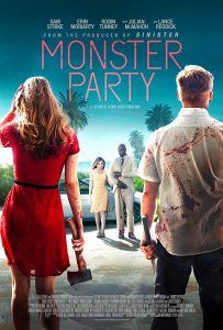 Monster Party One Sheet