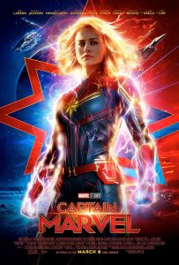 Captain Marvel 1sht