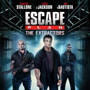 Escape Plan 1sht