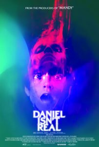 DANIEL ISN'T REAL_Poster