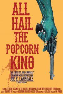 Popcorn King Poster